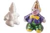 Clown en polystyrène 13,5 cm - Formes à décorer - 10doigts.fr