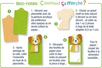 Canard en bois naturel - Motifs brut – 10doigts.fr