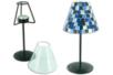 Mosaïques acrylique marbrées - Camaïeu de bleus - Mosaïques résine acrylique – 10doigts.fr