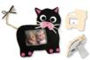 Cadres photo en bois - chat ou souris - Cadres photos – 10doigts.fr