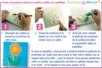 Carte double-face pour carte à sable - Sable coloré – 10doigts.fr