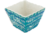Cache-pot en bois - Supports pour mosaïques – 10doigts.fr