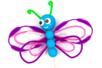 Papillon avec des boules en polystyrène - Personnages rigolos – 10doigts.fr