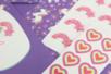Kit invitations Licorne - 10 invitations d'anniversaire - Anniversaires – 10doigts.fr