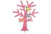 Moineaux en bois décoré - Set de 8 - Motifs peints – 10doigts.fr