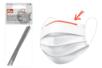 Pince-nez pour masques - Lot de 8 pièces - Fabriquer son masque de protection – 10doigts.fr