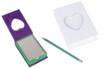 Boîte à notes à décorer - Boîtes en carton – 10doigts.fr