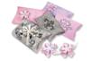 Boîtes à cadeau en carte blanche - Baptêmes, mariages – 10doigts.fr
