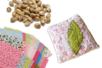 Noyaux de cerise pour fabrication de bouillotte - 500 gr - Fleurs séchées, pommes de pin – 10doigts.fr
