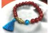 Bracelet ou collier en pierres semi-précieuses - Tutos créations de Bijoux – 10doigts.fr