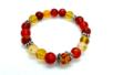 Perles gemmes naturelles  - Rang de 48 perles - Perles Lithothérapie – 10doigts.fr