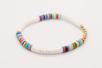 Bracelet avec des perles Heishi - Tutos créations de Bijoux – 10doigts.fr