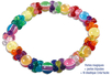 Bracelets de perles magiques en verre - Bijoux – 10doigts.fr
