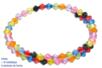 Bracelets de perles toupies - Tutos Fête des Mères – 10doigts.fr
