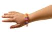 Bracelets pour perles en plastique à gros trous - Set de 24 - Bracelets – 10doigts.fr