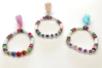 Bracelet perles Heishi et alphabet - Tutos Fête des Mères – 10doigts.fr
