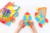 Papiers épais teintés (300 gr) 50 x 70 cm - Couleurs au choix - Papiers Unis – 10doigts.fr