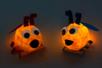 Lucioles avec un œuf en plastique - Lumières : photophores, bougies, lampions – 10doigts.fr