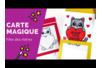 Carte magique : Bonne fête maman - Fête des Mères – 10doigts.fr