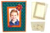 Cadre ajouré rectangulaire en bois à poser - Cadres photos en bois – 10doigts.fr