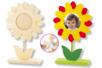Cadre fleur - Activités enfantines – 10doigts.fr