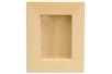 Cadre photo en bois avec vitre - Cadres, tableaux – 10doigts.fr