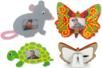 Cadres animaux - Décoration d'objets – 10doigts.fr