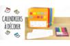 Box créative Créabul - Janvier 2019 - Box créatives – 10doigts.fr