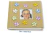 Carnet kraft strass fleurs - Albums, carnets – 10doigts.fr