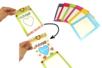 Cartes message magique - Set de 6 - Cartes et poèmes de fêtes - 10doigts.fr