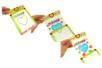 Cartes message magique - Set de 6 - Cartes et poèmes de fêtes – 10doigts.fr