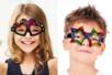 Lunettes en carte à gratter + accessoires - 5 pcs - Cartes à gratter – 10doigts.fr