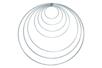 Cercle en acier pour mobiles - Supports en Métal – 10doigts.fr