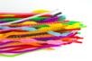 Méga mix chenilles couleurs assortis - 400 pièces - Chenilles, cure-pipe – 10doigts.fr