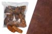 Chutes de cuir véritable, couleurs assorties - 500 gr - Patchwork - 10doigts.fr