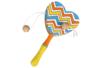 Coeur tam-tam - Ballons, guirlandes, serpentins – 10doigts.fr