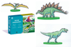 Coffret Dinosaures - Construction et Plastique magique - Jeu d'assemblage – 10doigts.fr