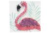 Coffret String art Flamant rose - String Art – 10doigts.fr