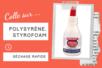Colle polystyrène - 100 ml - Colles spécifiques - 10doigts.fr
