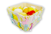 Stickers lapins en feutrine - Set de 24 - Formes en Feutrine Autocollante – 10doigts.fr