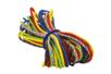 Jeu de ficelle - 6 cordes couleurs Mixte - Jeu de ficelle – 10doigts.fr