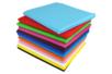 Coupons de tissu non tissé (1 x 1.60 m) - 12 couleurs - Coupons de tissus – 10doigts.fr