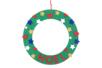 Kit couronne de Noël en bois - Couronnes de Noël – 10doigts.fr