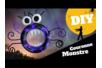 Couronne Monstre d'Halloween - Halloween – 10doigts.fr