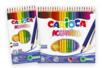 Crayons de couleur aquarellables Carioca - Crayons aquarelles – 10doigts.fr