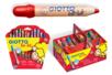 Crayons de couleur Giotto - A partir de 2 ans - Crayons de couleurs – 10doigts.fr