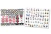 Crazy Face Stickers - 150 Stickers - Gommettes Yeux et Visages – 10doigts.fr