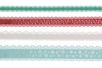 """Dentelle adhésive en papier - 4 rouleaux """"Hiver"""" - Adhésifs colorés et Masking tape – 10doigts.fr"""