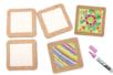 Dessous de plat en liège et porcelaine - Supports en Céramique et Terre Cuite – 10doigts.fr