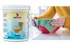 Mélange à la cire pour emballages réutilisables - Nouveautés – 10doigts.fr